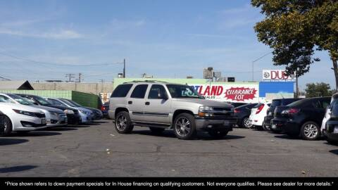 2006 Chevrolet Tahoe for sale at Westland Auto Sales in Fresno CA