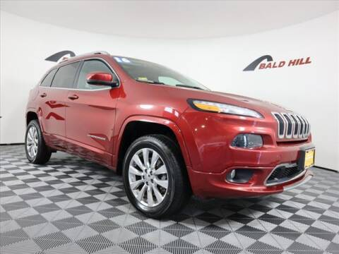 2016 Jeep Cherokee for sale at Bald Hill Kia in Warwick RI