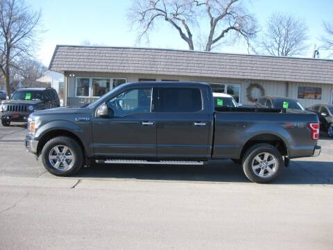 2018 Ford F-150 for sale at Greens Motor Company in Forreston IL