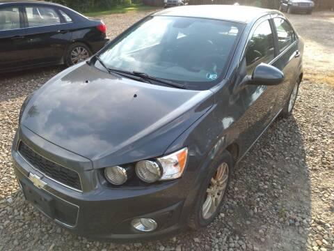 2013 Chevrolet Sonic for sale at Seneca Motors, Inc. (Seneca PA) in Seneca PA