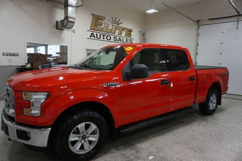 2015 Ford F-150 for sale at Elite Auto Sales in Idaho Falls ID