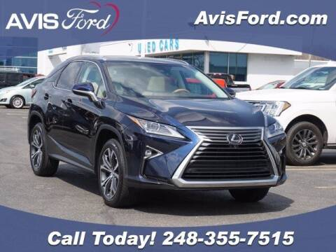 2019 Lexus RX 350 for sale at Work With Me Dave in Southfield MI