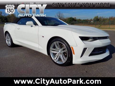 2017 Chevrolet Camaro for sale at City Auto Park in Burlington NJ
