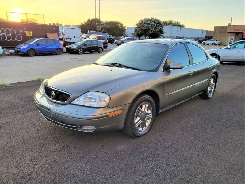 2002 Mercury Sable for sale at Image Auto Sales in Dallas TX