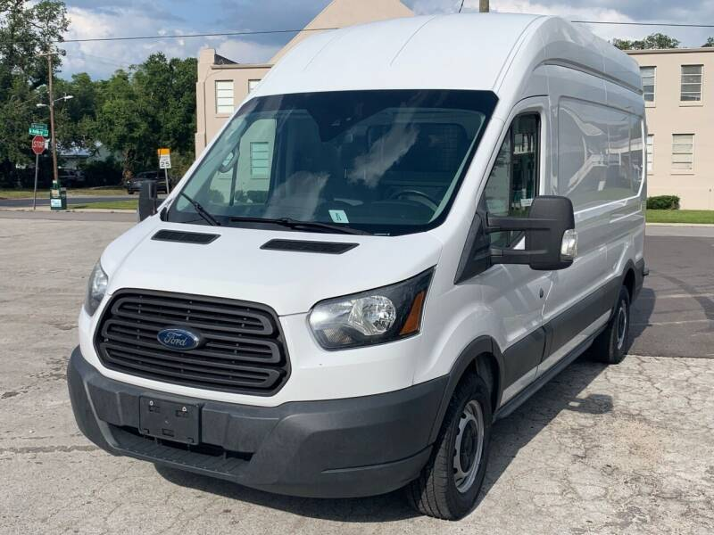 2015 Ford Transit Cargo for sale at LUXURY AUTO MALL in Tampa FL