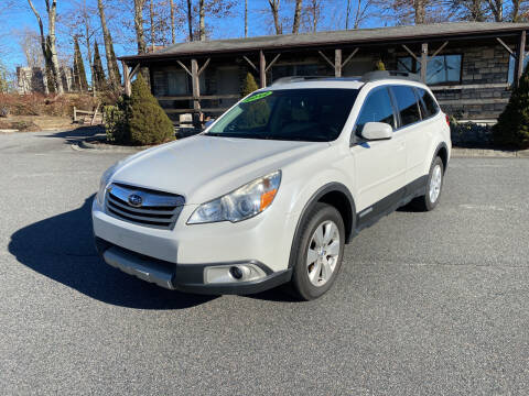 2012 Subaru Outback for sale at Highland Auto Sales in Boone NC