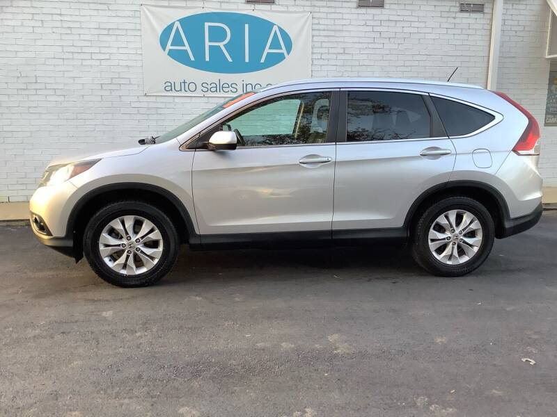 2014 Honda CR-V for sale at ARIA  AUTO  SALES in Raleigh NC