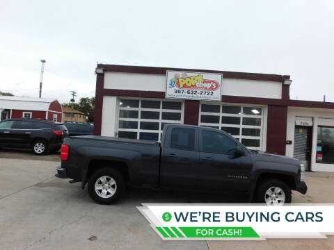 2015 Chevrolet Silverado 1500 for sale at Pork Chops Truck and Auto in Cheyenne WY