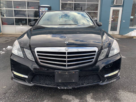2013 Mercedes-Benz E-Class for sale at Kars on King Auto Center in Lancaster PA