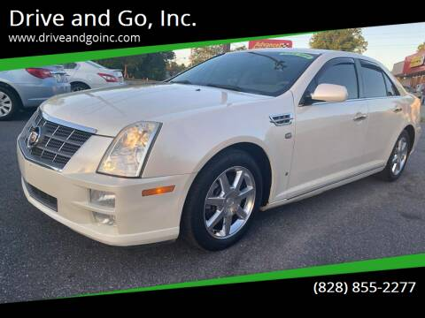 2009 Cadillac STS for sale at Drive and Go, Inc. in Hickory NC
