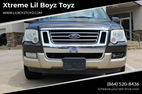 2006 Ford Explorer for sale at Xtreme Lil Boyz Toyz in Greenville SC