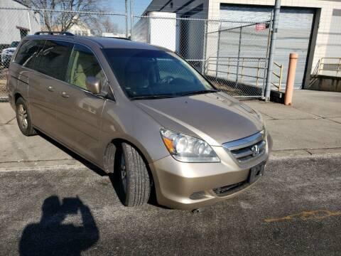 2007 Honda Odyssey for sale at O A Auto Sale in Paterson NJ