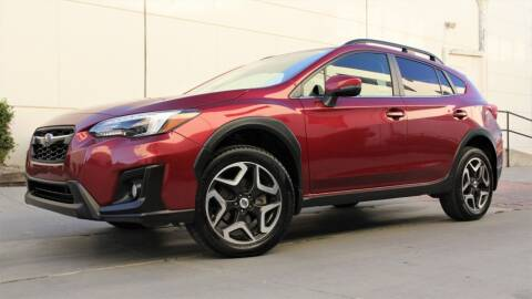 2018 Subaru Crosstrek for sale at New City Auto - Retail Inventory in South El Monte CA