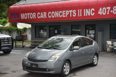 2005 Toyota Prius for sale at Motor Car Concepts II - Apopka Location in Apopka FL