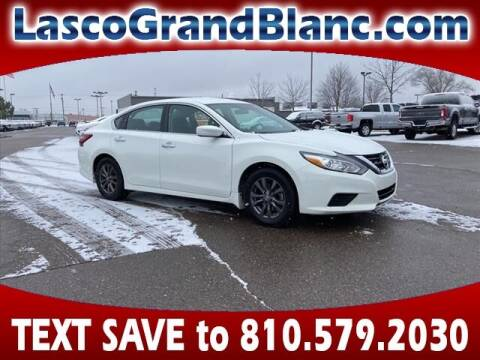 2018 Nissan Altima for sale at LASCO FORD in Fenton MI