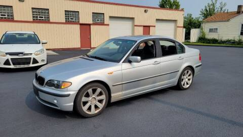 2003 BMW 3 Series for sale at MR Auto Sales Inc. in Eastlake OH
