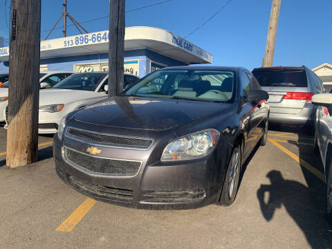 2012 Chevrolet Malibu for sale at Ideal Cars in Hamilton OH
