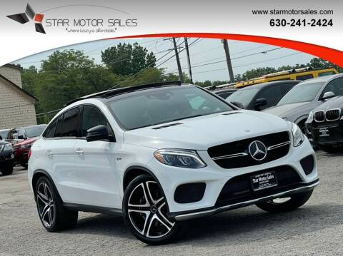 2017 Mercedes-Benz GLE for sale at Star Motor Sales in Downers Grove IL
