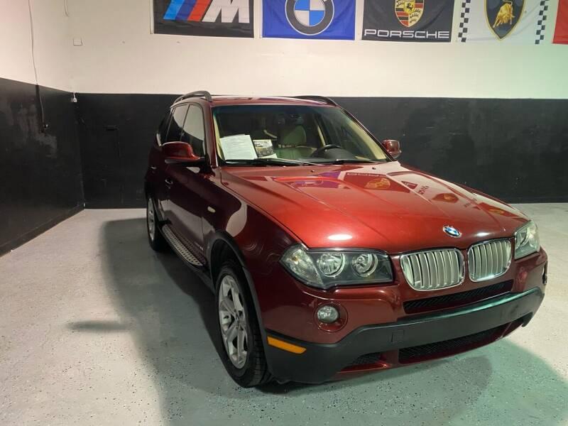 2010 BMW X3 for sale at LG Auto Sales in Rancho Cordova CA