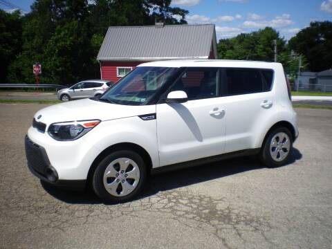 2015 Kia Soul for sale at Starrs Used Cars Inc in Barnesville OH