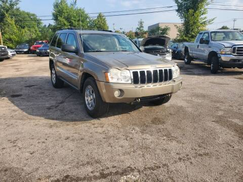 2005 Jeep Grand Cherokee for sale at Liberty Auto Show in Toledo OH