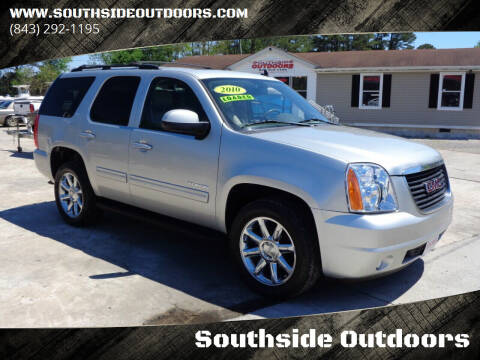 2010 GMC Yukon for sale at Southside Outdoors in Turbeville SC