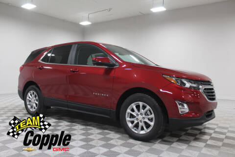 2021 Chevrolet Equinox for sale at Copple Chevrolet GMC Inc in Louisville NE