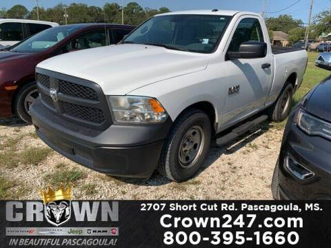 2014 RAM Ram Pickup 1500 for sale at CROWN  DODGE CHRYSLER JEEP RAM FIAT in Pascagoula MS