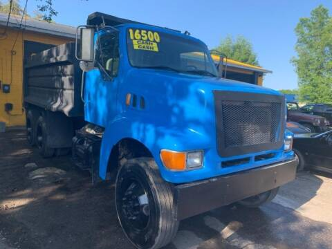 2001 Sterling L8500 Series