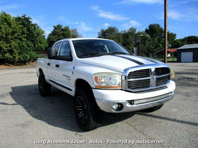 2006 Dodge Ram Pickup 2500 for sale at Gary Simmons Lease - Sales in Mckenzie TN