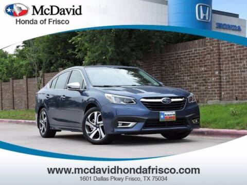 2021 Subaru Legacy for sale at DAVID McDAVID HONDA OF IRVING in Irving TX