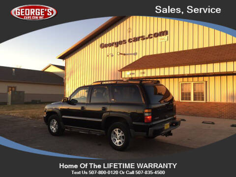 2006 Chevrolet Tahoe for sale at GEORGE'S CARS.COM INC in Waseca MN