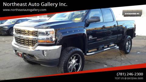 2016 Chevrolet Silverado 1500 for sale at Northeast Auto Gallery Inc. in Wakefield Ma MA
