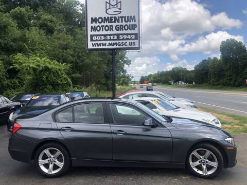2013 BMW 3 Series for sale at Momentum Motor Group in Lancaster SC