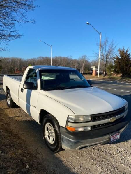 2000 Chevrolet Silverado 1500 for sale at Lake Ridge Auto Sales in Woodbridge VA