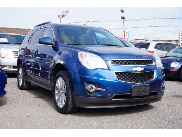 2010 Chevrolet Equinox for sale at Sunrise Used Cars INC in Lindenhurst NY
