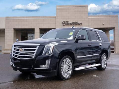 2017 Cadillac Escalade for sale at Suburban Chevrolet of Ann Arbor in Ann Arbor MI