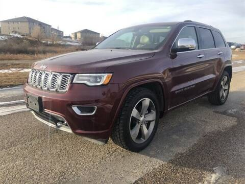 2017 Jeep Grand Cherokee for sale at CK Auto Inc. in Bismarck ND