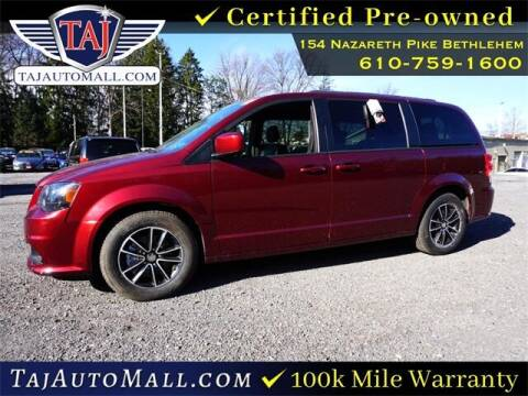 2019 Dodge Grand Caravan for sale at Taj Auto Mall in Bethlehem PA