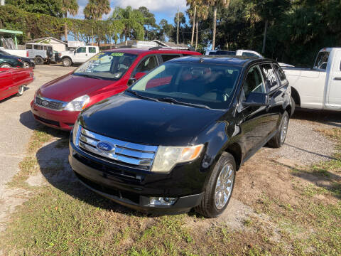 2007 Ford Edge for sale at Harbor Oaks Auto Sales in Port Orange FL
