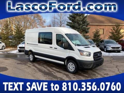 2020 Ford Transit Cargo for sale at Lasco of Grand Blanc in Grand Blanc MI