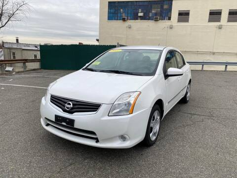 2011 Nissan Sentra for sale at JG Auto Sales in North Bergen NJ