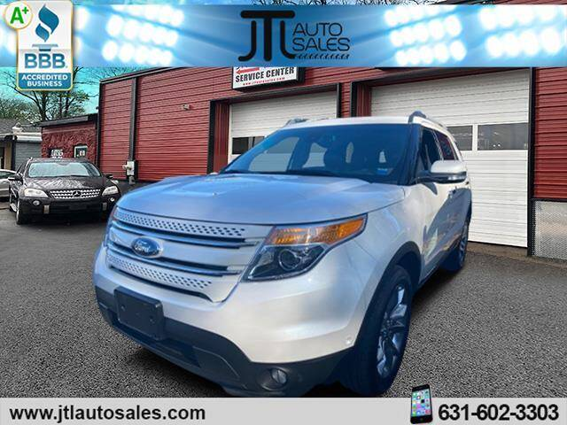 2014 Ford Explorer for sale at JTL Auto Inc in Selden NY