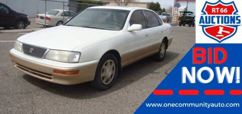 1995 Toyota Avalon for sale at One Community Auto LLC in Albuquerque NM
