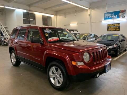 2014 Jeep Patriot for sale at Cuellars Automotive in Sacramento CA