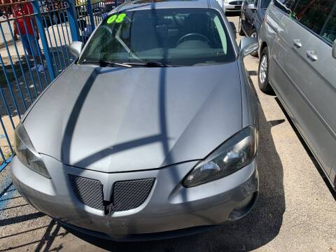2008 Pontiac Grand Prix for sale at HW Used Car Sales LTD in Chicago IL