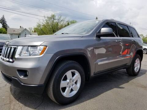 2012 Jeep Grand Cherokee for sale at DALE'S AUTO INC in Mount Clemens MI