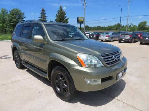 2008 Lexus GX 470 for sale at Import Exchange in Mokena IL