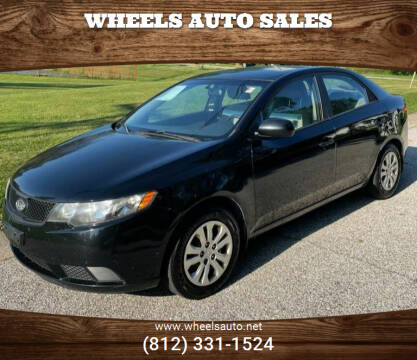 2010 Kia Forte for sale at Wheels Auto Sales in Bloomington IN