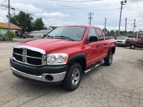 2008 Dodge Ram Pickup 1500 for sale at Neals Auto Sales in Louisville KY